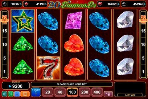 diamonds egt spielautomaten