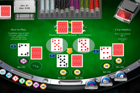 duel blackjack playtech online