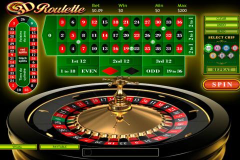 d roulette playtech online