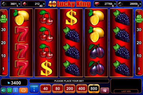 lucky king egt spielautomaten