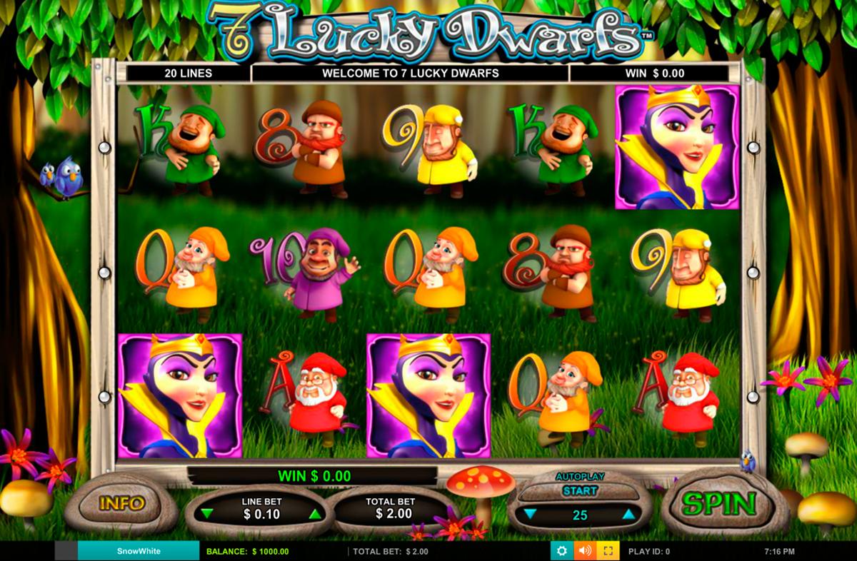 7 lucky dwarfs leander