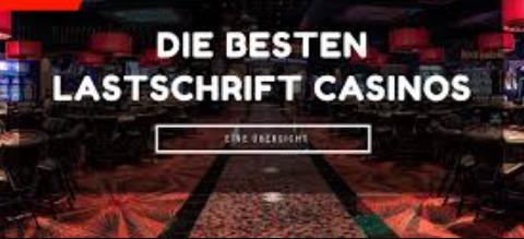 Lastschrift Casinos