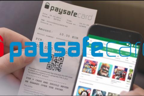Paysafecard Online kaufen per Handy