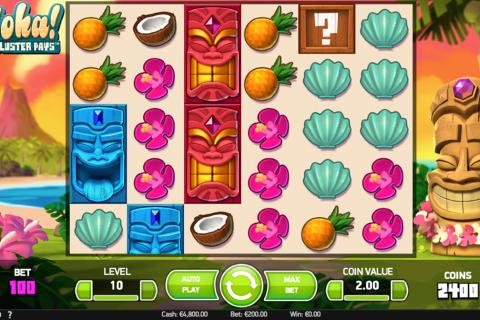 aloha cluster pays netent spielautomaten
