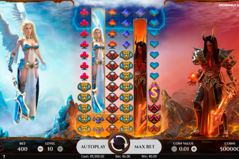 archangels salvation netent spielautomaten
