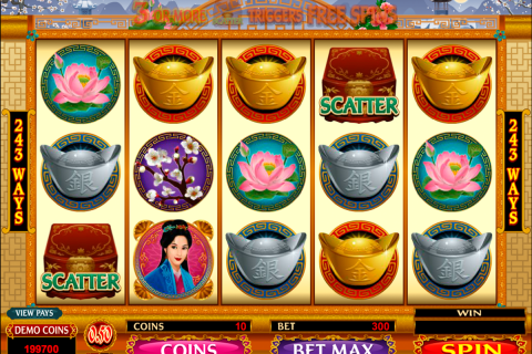 asian beauty microgaming spielautomaten