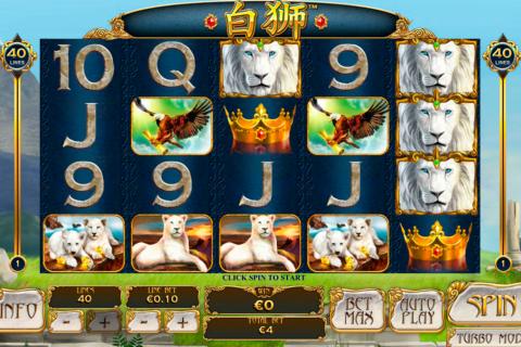 bai shi playtech spielautomaten