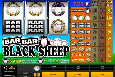 barbarblack sheep microgaming spielautomaten
