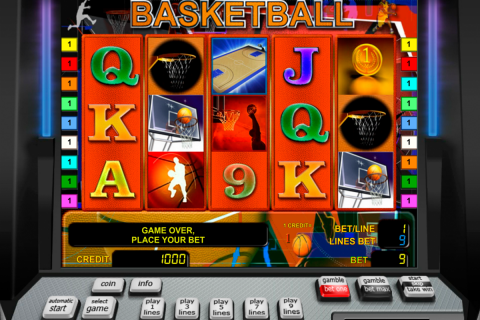 basketball novomatic spielautomaten