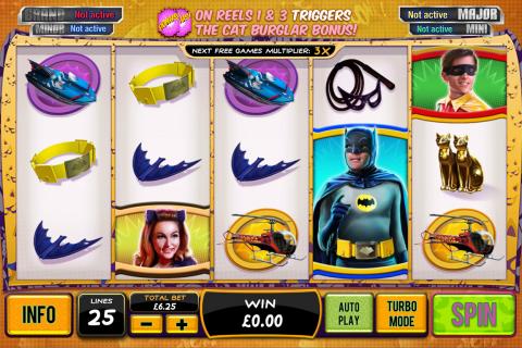 batman catwoman cash playtech spielautomaten