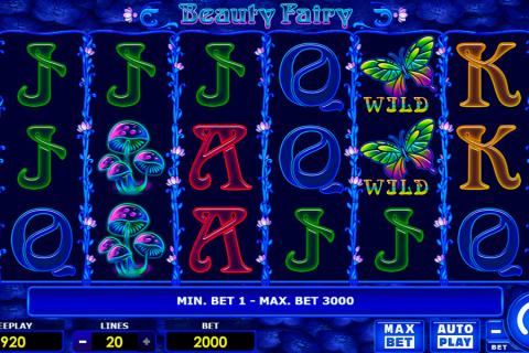beauty fairy amatic spielautomaten