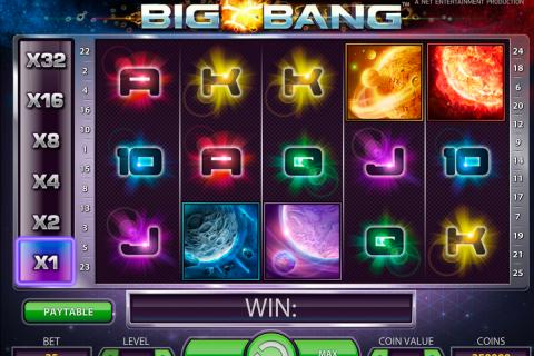 big bang netent spielautomaten