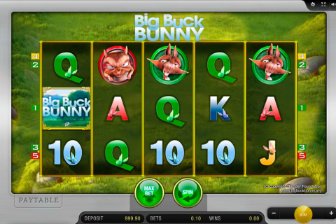 big buck bunny merkur spielautomaten