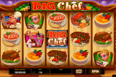 big chef microgaming spielautomaten