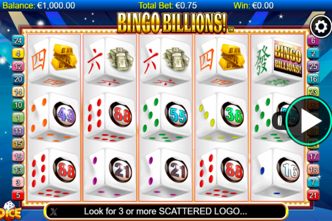 bingo billions dice netgen gaming