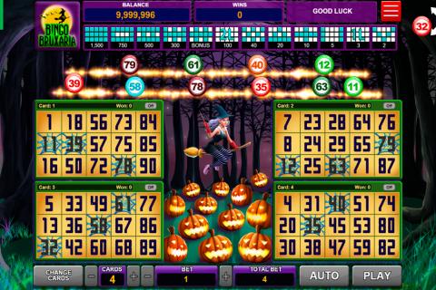 bingo bruaria caleta gaming