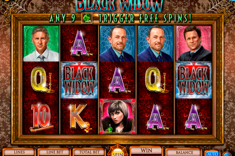 black widow igt spielautomaten