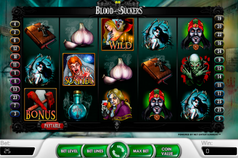 blood suckers netent spielautomaten