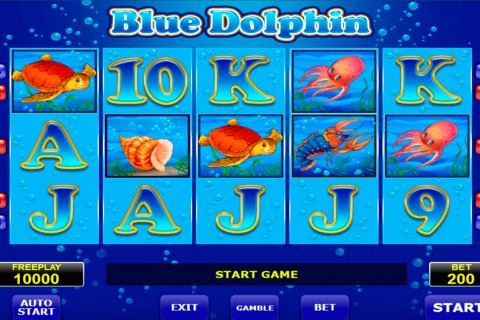 blue dolphin amatic spielautomaten