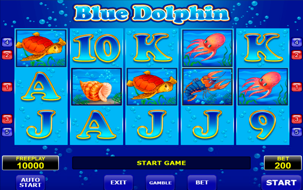 Spiele Lucky Dolphin - Video Slots Online