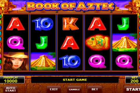 book of aztec amatic spielautomaten