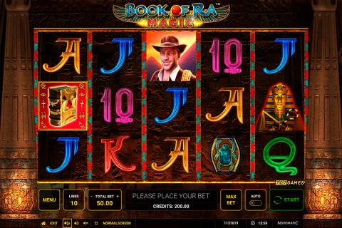 book of ra magic novomatic spielautomaten