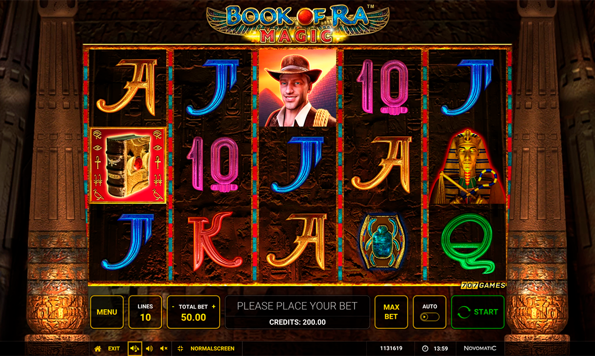book of ra magic novomatic spielautomaten