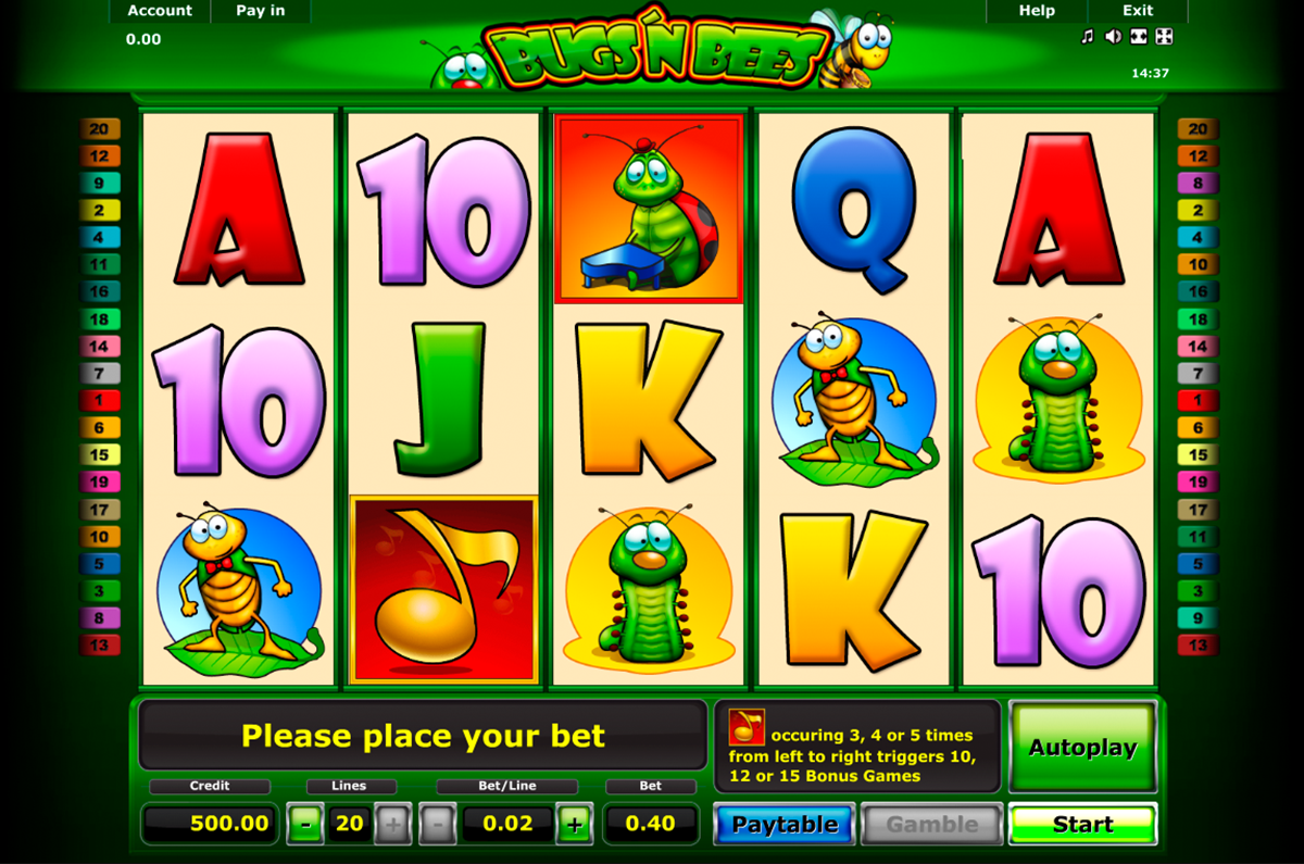 Spiele Bee Party - Video Slots Online