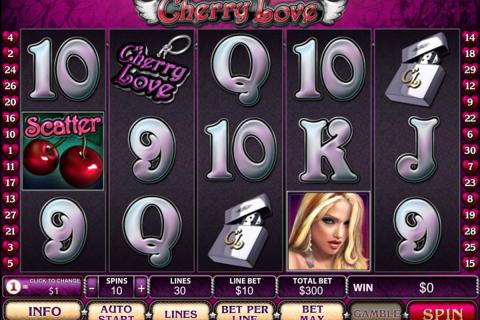 cherry love playtech spielautomaten