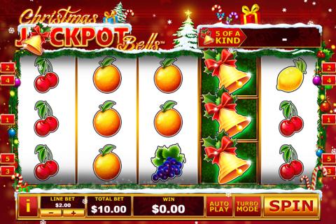 christmas jackpot bells playtech spielautomaten