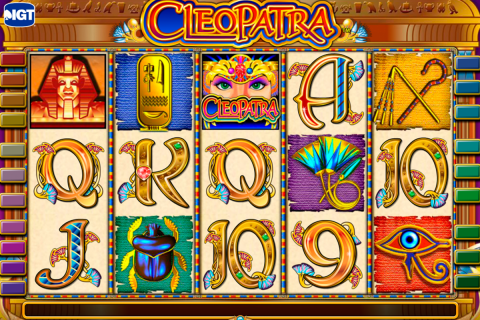 cleopatra igt spielautomaten