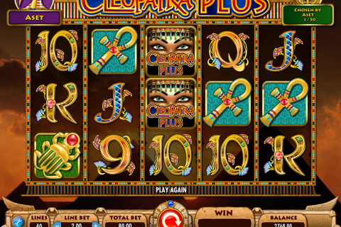 cleopatra plus igt spielautomaten