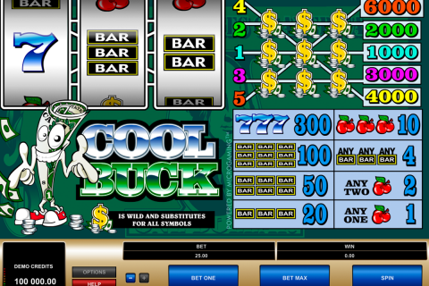cool buck microgaming spielautomaten