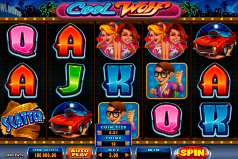 cool wolf microgaming spielautomaten