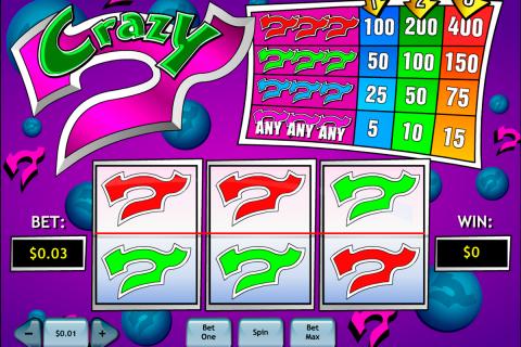 crazy  playtech spielautomaten