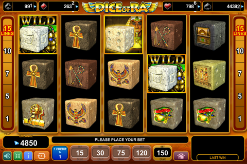 dice of ra egt spielautomaten