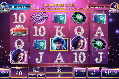 dirty dancing playtech spielautomaten
