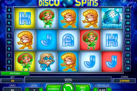 disco spins netent spielautomaten