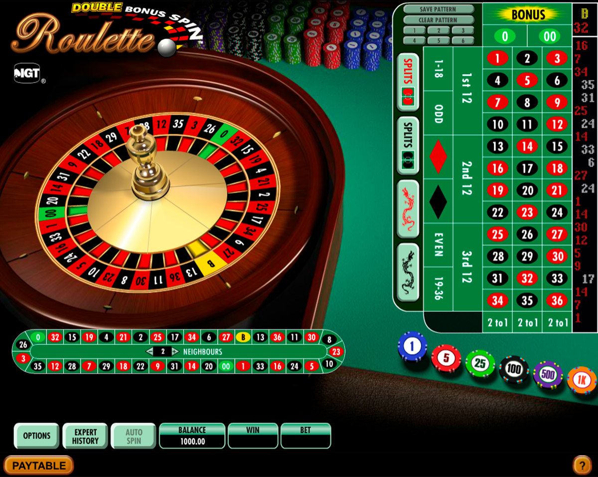 Ladbrokes roulette winning numbers