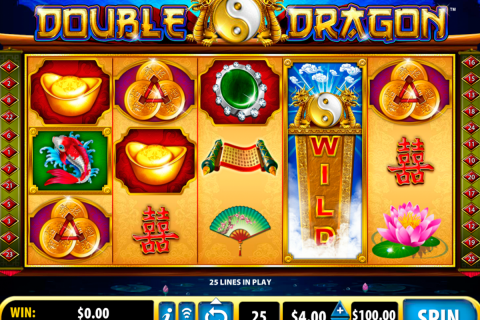 double dragon bally spielautomaten