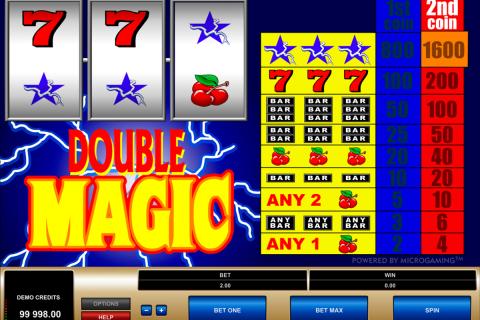 double magic microgaming spielautomaten