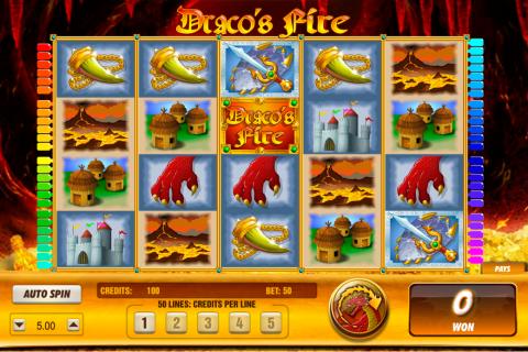 dracos fire amaya spielautomaten