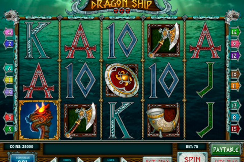 dragon ship playn go spielautomaten