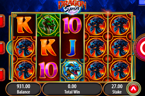 dragon spin bally spielautomaten