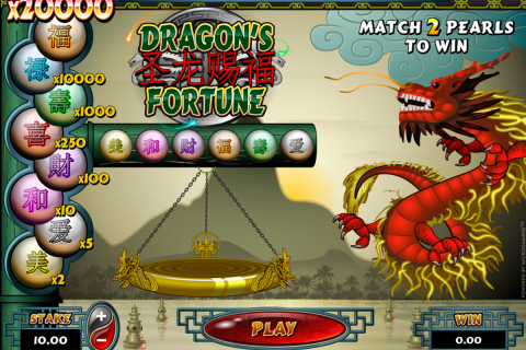 dragons fortune microgaming online