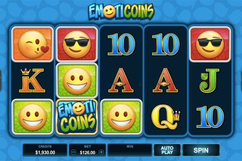 emoticoins microgaming spielautomaten