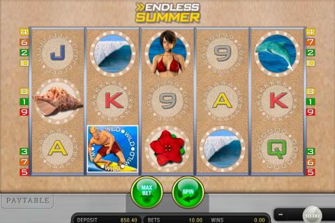 endless summer merkur spielautomaten