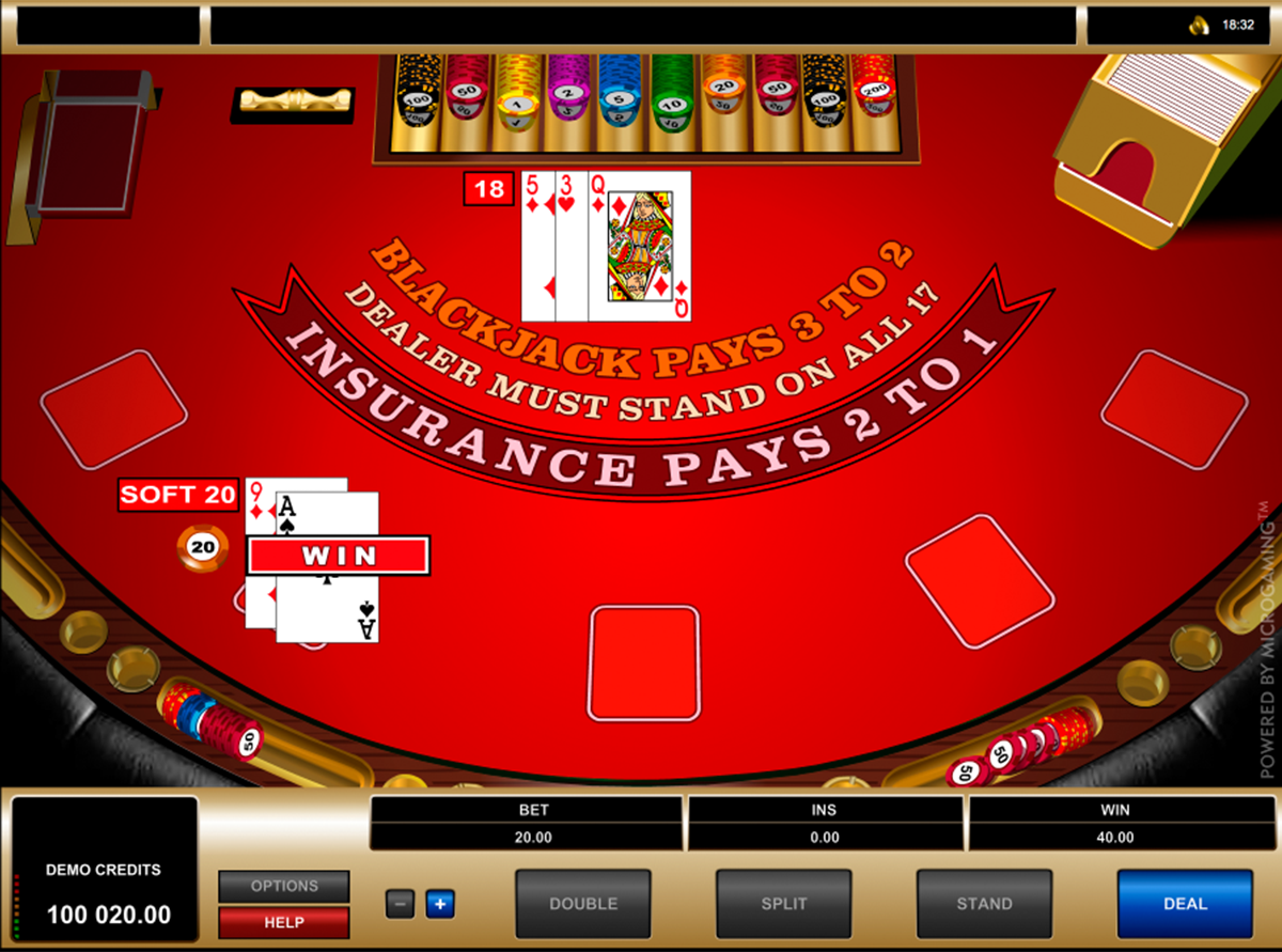 Spiele Black Jack Single Privee - Video Slots Online
