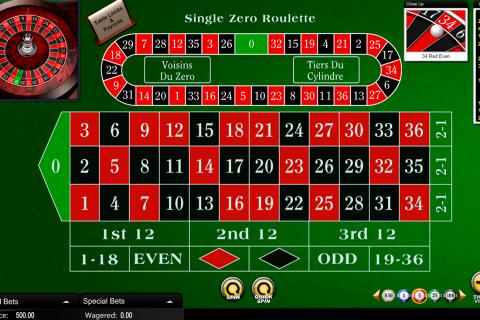 european roulette amaya online