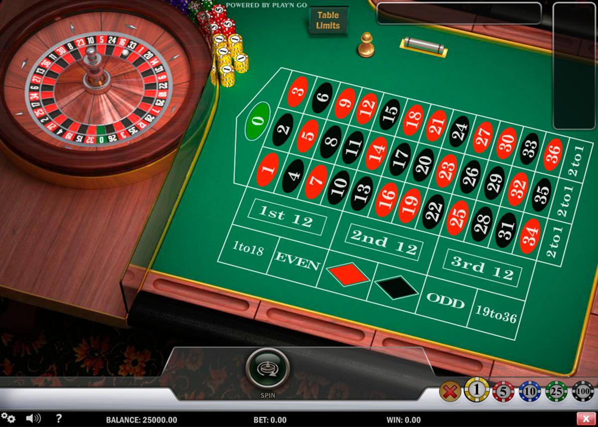 Spiele European Roulette (Simbat) - Video Slots Online